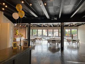 Hanover Center Square event space interior event-spacesetup